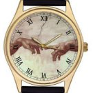 THE HAND OF GOD, Symbolic Michaelangelo Sistine Chapel Renaissance Art  Watch