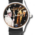IMPORTANT POPE FRANCIS AND SAINT FRANCIS OF ASSISI SYMBOLIC CATHOLIC WATCH