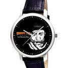 """TRUST ME, I'M A HARMONICA PLAYER"" RARE BLUESY ART COLLECTIBLE WRIST WATCH"