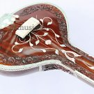 TANPURA MINI BIRD SAFFARI DECORATED MIRAJ TRAVEL TANPURI TAMBOORI TANBURI GSM057