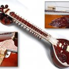 SURBAHAR WITH FIBREGLASS CASE BASS SITAR SURBAHAR GSM025 CA