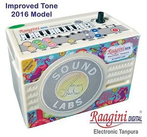 RAAGINI DIGITAL ELECTRONIC TANPURA MACHINE TAMBORA TANPURA 1 YR WARRANTY CA
