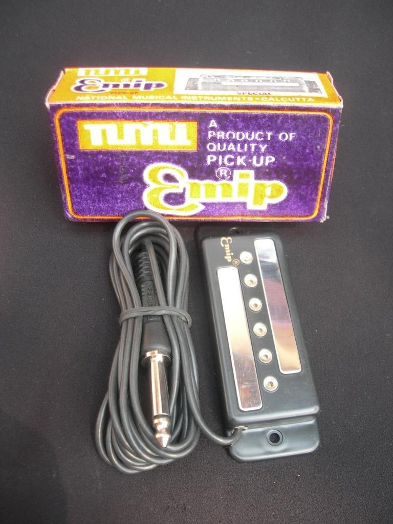 SITAR EXTERNAL PICKUP EMIP PICKUPS GSMA027
