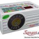 SANGAT ELECTRONIC TABLA & TANPURA MACHINE COMBINE 124 TAAL 1 YEAR WARRANTY M