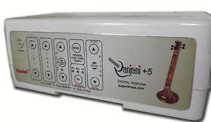 RADEL RANJANI +5 ELECTRONIC DIGITAL TANPURA