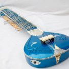 SITAR FUSION ELECTRIC TRAVEL WITH FIBERGLASS CASE GSM032 CA
