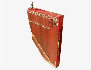 RADEL DIGITAL SWARMANDAL SURMANDAL  SWAROOPINI DX 24 STRING 3 OCTAVES REAL TONE