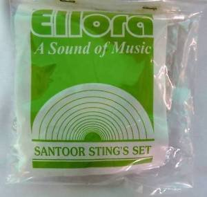 SANTOOR STRING SET COMPLETE SET PARTS AND ACCESSORIES GSMA023 CA