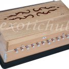 SPECIAL HARMONIUM~3½ OCTAVES~11STOPS~440 Hz~42 KEY, SEVEN FOLD BELLOW, COUPLER