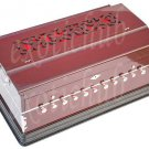 OM HARMONIUM BY KAAYNA MUSICALS~11 STOPS~BHAJAN~YOGA~KIRTAN-440 Hz~MANTRA~SHRUTI