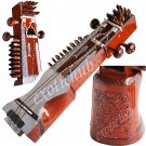 SARANGI WITH BOW~DESIGNER TUN WOOD~SURANGI~SAARANGI~FREE ROSEN/STRINGS/CASE