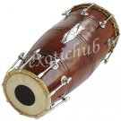 NAAL DRUM~MADE WITH SHESHAM WOOD~BOLT TUNED~PROFESSIONAL QUALITY~FULL SIZE