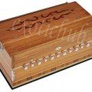 HARMONIUM~SWAR TARANG~3½ OCTAVES~PETI~BAAJA~440 Hz~YOGA~MANTRA~KIRTAN~PIANO EHS