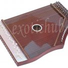 SWARMANDAL~SURMANDAL~HARP~WITH TUNING KEY AND CARRY BOX~YOGA~BHAJAN~KIRTAN~DJ