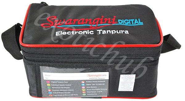 SWARANGINI DIGITAL ELECTRONIC TANPURA~TAMBURA~TAMBORA~TANPURI~1 YEAR WARRANTY~