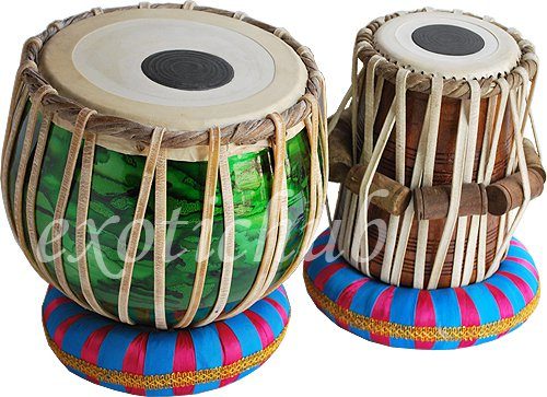 NEW TABLA DRUMS SET~STUDENT MODEL~SHESHAM WOOD DAYAN~FREE!!! HAMMER/CUSHION/BOOK