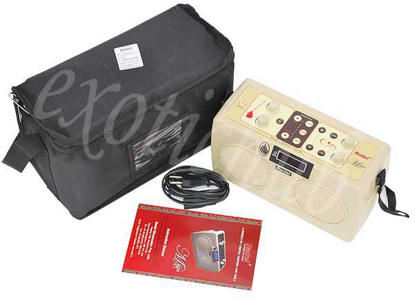 RADEL 2 IN 1 DIGITAL TANPURA AND TABLA DRUMS MILAN~TAMBURA~YOGA~BHAJAN~KIRTAN~DJ