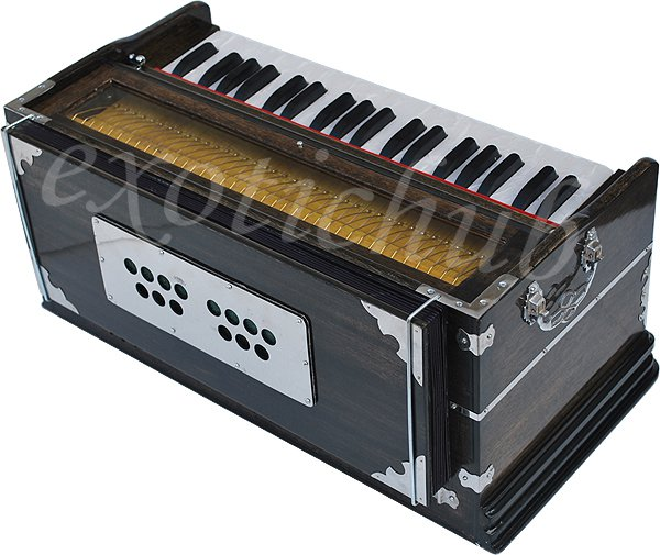 HARMONIUM~MAGIC VOICE~3¼ OCTAVES~9 STOP~440 Hz~PETI~BAAJA~YOUGA~BHAJAN~KIRTAN~DJ