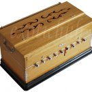HARMONIUM~MAGIC VOICE~PETI~BAJA~3¼ OCTAVE~9 STOP-440Hz~SHRUTI~YOGA~MANTRA~KIRTAN