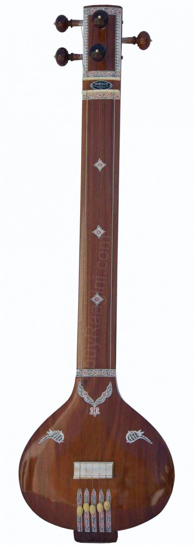 HEMEN & Co. FLAT TANPURI SPECIAL/TAMBURI/TUN WOOD/TANPURA/5 STRING/TAMBURA/BGE-1