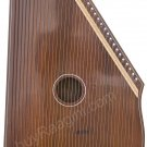 SWARMANDAL MKS/BUY SWAR MANDAL/NATURAL COLOR/36 STRINGS/5 OCTAVES/CASE/TUN/EJB-2
