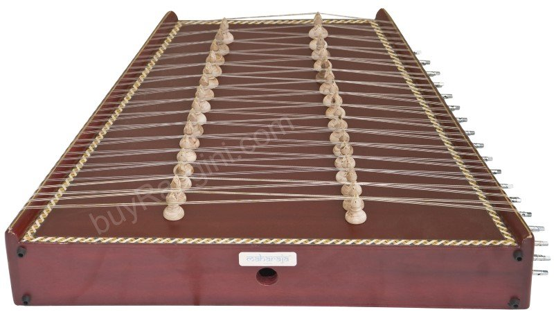 SANTOOR/MAHARAJA/CLASSICAL INDIAN SANTUR/SHIV KUMAR SHARMA STYLE/93 STRINGS/CI-2