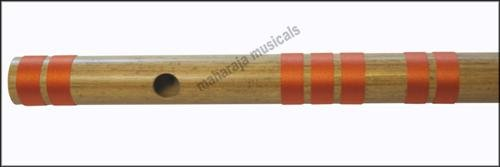 FLUTE MAHARAJA/CONCERT/SCALE B NATURAL BASS 20 INCHS/FINEST BAMBOO BANSURI/CEE-2