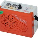SWAR SUDHA™ ELECTRONIC SHRUTI BOX/MANUAL/POWER CORD/SUR PETI/SOUND LABS/BAG/HB-1
