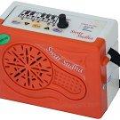 SWAR SUDHA™ ELECTRONIC SHRUTI BOX/MANUAL/POWER CORD/SUR PETI/SOUND LABS/BAG/HB-1