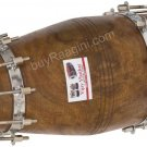 VHATKAR NAAL/SHEESHAM WOOD/DRUM/BOLT-TUNED/SHISHAM/NATURAL COLOR/FREE SHIP./DII