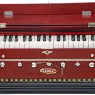 NEW BINA™ NO.9A HARMONIUM/COUPLER/42 KEY/INDIAN/3½ OCTAVES/MULTI-FOLD/BAG/BCB-1