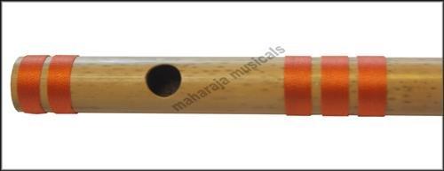 FLUTE MAHARAJA/CONCERT/SCALE A SHARP MEDIUM 11.8 INCHS/FINEST BAMBOO BANSURI/CED