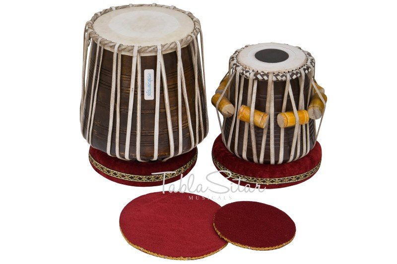 DHAMA JORI/MAHARAJA/SHEESHAM WOOD DHAMA/DRUMS/SHEESHAM DAYAN/PUDDIS/TABLA/EBI-02