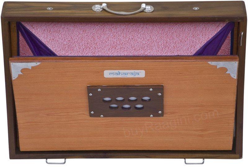 SHRUTI BOX/MAHARAJA/CONCERT SHRUTI BOX BIG SIZE//NATURAL(16x12x3 INCHES)/EFE-7