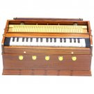 MKS/HARMONIUM/A440/5 STOP/37 KEYS/CONCERT/TEAK WOOD/BOOK/HIGH QUALITY/BAG/AHA-2