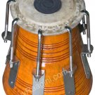 DAYAN MKS/TABLA KHOL/DAYAN ONLY/HIGH PITCH/BENGALI/MAHOGANI WOOD/TUNED/DIA-02
