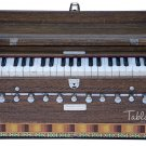 HARMONIUM No.5600w/MAHARAJA™/A440/11STOP/COUPLER/42KEY/PRO/WALNUT COLOR/BOOK/BFH