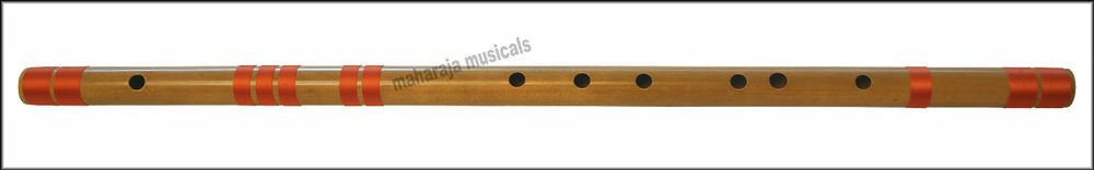 FLUTE MAHARAJA|CONCERT|SCALE D SHARP BASS 30.5 IN|FINEST BAMBOO BANSURI/CFE-2