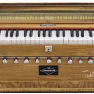 HARMONIUM No. 5601tn/NEW MAHARAJA//TEAK WOOD/A440/CONCERT/9 STOP/BOOK/BAG/DDJ