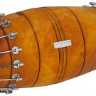 BUY MAHARAJ™ MRIDANGAM SOUTH INDIAN/HI-QUALITY/JACK FRUIT WOOD MRIDANGM/BBI-2