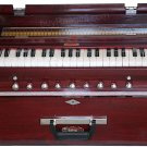 HARMONIUM FOLDING BINA™ NO.23 B DELUX/COUPLER FUNCT./42 KEY/ROSEWOOD/BAG/AGH-1
