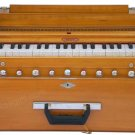 HARMONIUM BINA NO.23 B DELUX FOLDING/COUPLER FUNCT./42 KEY/TEAK COLOR/3½/BIE-2