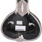MAHARAJA™ ELECTRIC SITAR/WITH DIGITAL EQUALISER/DARK COLOR/EXTRA STRINGS/EJC