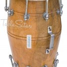 BUY MAHARAJA™ INDIAN DHOLKI/DHOLAK/NATURAL COLOR/MANGO WOOD/BOLT TUNED/BAG/AJD-1