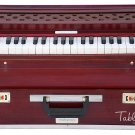 HARMONIUM No.6000r/FOLDING/MAHARAJA™/A440/SAFRI/ROSEWOOD COLOR/COUPLER/BAG/BFB-2