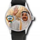 H.E. Emir Sabah IV Al-Ahmad Al-Jaber Al-Sabah of Kuwait Collectible Wrist Watch