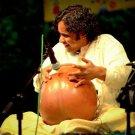 Pro-grade Thanjavur D Sruthi Tanjore Carnatic Ghatam Matka Pot w Cushion, DVD