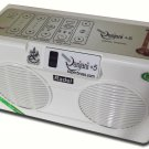 ELECTRONIC TANPURA SARANG RANJANI 5+ BY RADEL WITH SPECIAL EDITION SPEAKERS. NEW