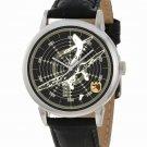 Stuka Luftwaffe Dive Bomber Junkers 87 Rare Bombsight Dial  Wrist Watch