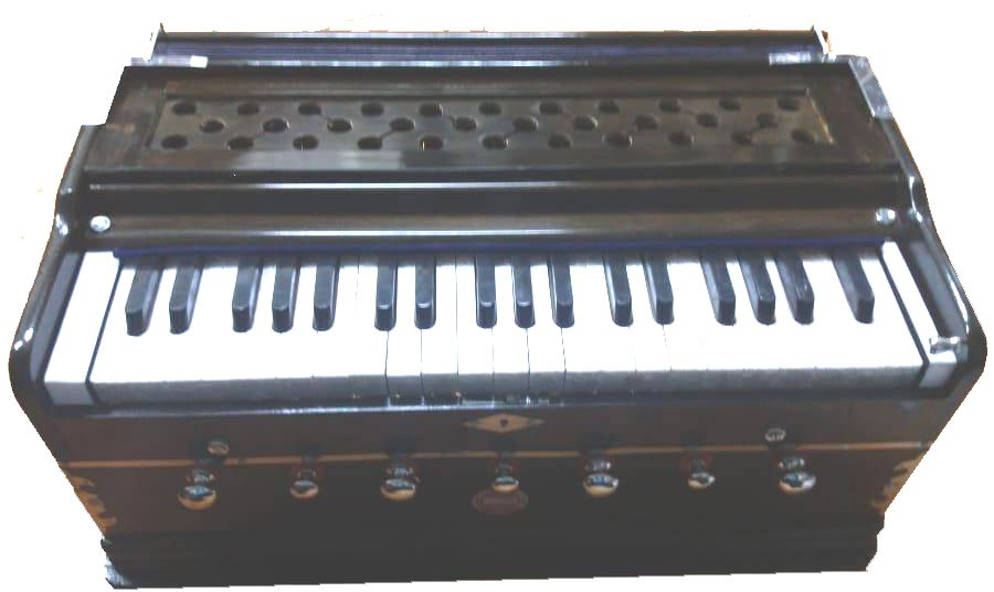 HARMONIUM No.5200m/MAHARAJA/3¼ OCTAVE/MULTI-BELLOW/7 STOP/PIANO/DB-3